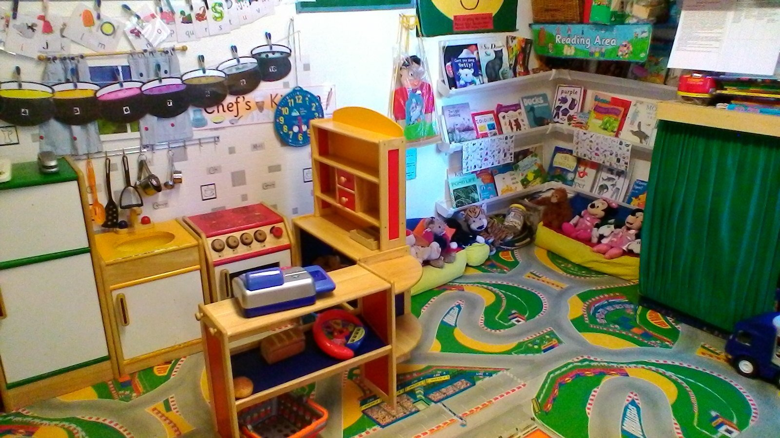 Kids Inc Childrens Play Area