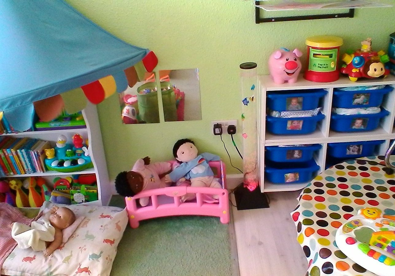Kids Toy Area